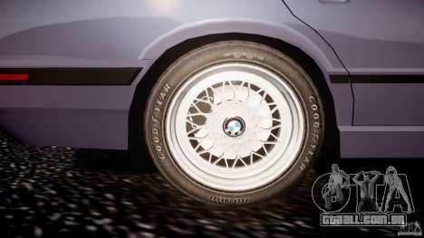 BMW 5 Series E34 540i 1994 v3.0 para GTA 4 interior