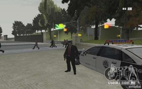Animação de GTA IV v 2.0 para GTA San Andreas sexta tela