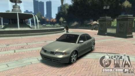 Audi S4 para GTA 4