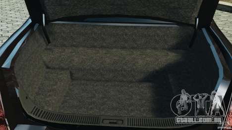 Lincoln Town Car Limousine 2006 para GTA 4 vista superior