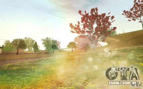 Project Oblivion 2010 Sunny Summer para GTA San Andreas oitavo tela