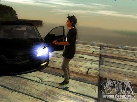 Menino no FBI para GTA San Andreas terceira tela