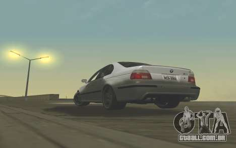 ENB v3.0 by Tinrion para GTA San Andreas oitavo tela