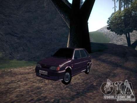 Ваз 2114 Pneumo para GTA San Andreas