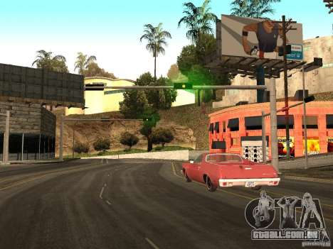 GTA SA 4ever Beta para GTA San Andreas terceira tela