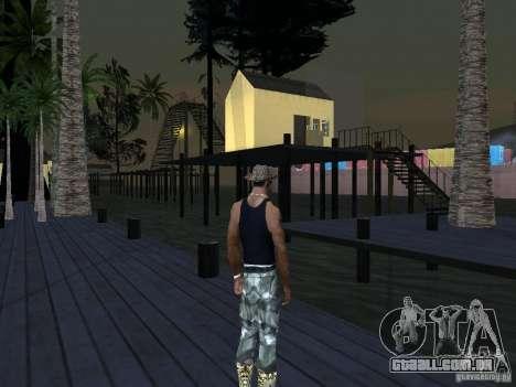 Happy Island Beta 2 para GTA San Andreas quinto tela