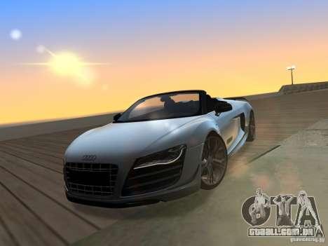 IG ENBSeries v2.0 para GTA San Andreas sétima tela