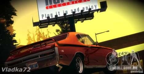 Buick GSX 1970 v1.0 para GTA San Andreas vista direita