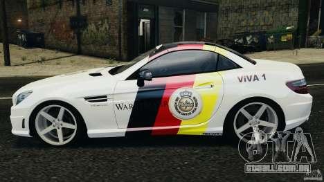 Mercedes-Benz SLK 2012 v1.0 [RIV] para GTA 4 esquerda vista