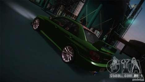 Subaru Impreza WRX STi para o motor de GTA San Andreas