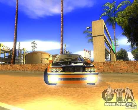 BMW 750iL e38 Drift Tune para GTA San Andreas esquerda vista