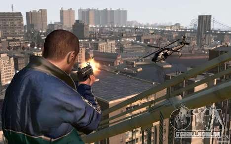 Aumentar o FPS no GTA IV para GTA 4 segundo screenshot