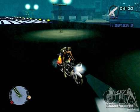 Not ENB para GTA San Andreas sétima tela