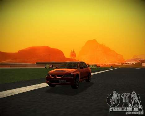 ENBSeries by Sashka911 v4 para GTA San Andreas sexta tela