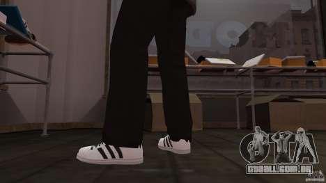 Adidas Superstar 80s para GTA 4 terceira tela