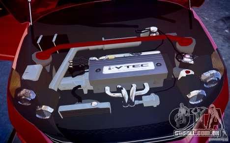 Honda CR-V Light Tuning para GTA 4 vista superior