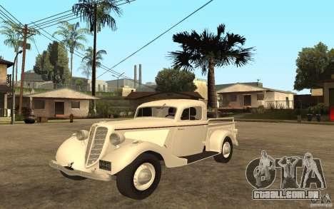 GÁS M415 para GTA San Andreas