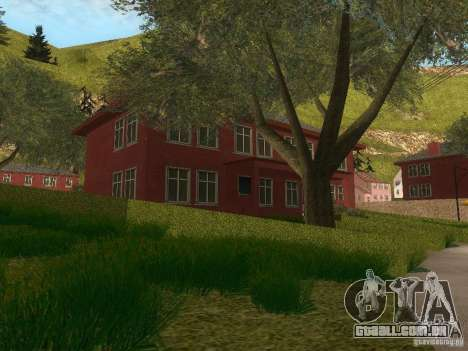 Salve Bejsajde para GTA San Andreas terceira tela
