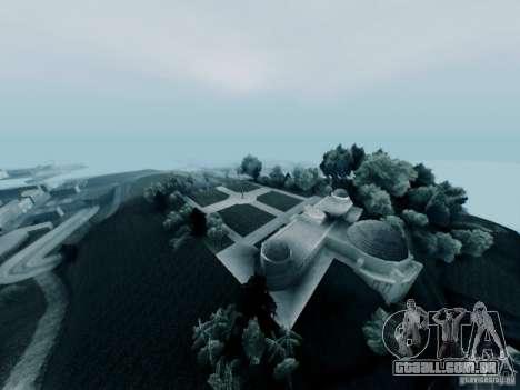 Setan ENBSeries para GTA San Andreas sexta tela