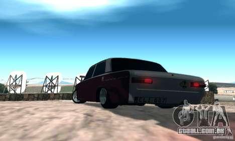 VAZ 2101 Sport para GTA San Andreas vista direita