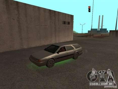Neon mod para GTA San Andreas terceira tela