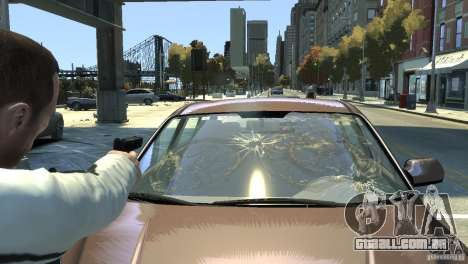New Glass Effects para GTA 4 sexto tela