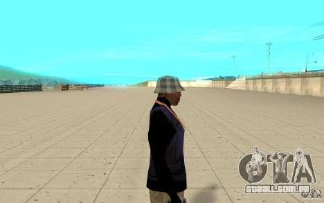 Bronik pele 3 para GTA San Andreas segunda tela