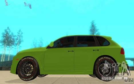 Wild Upgraded Your Cars (v1.0.0) para GTA San Andreas terceira tela
