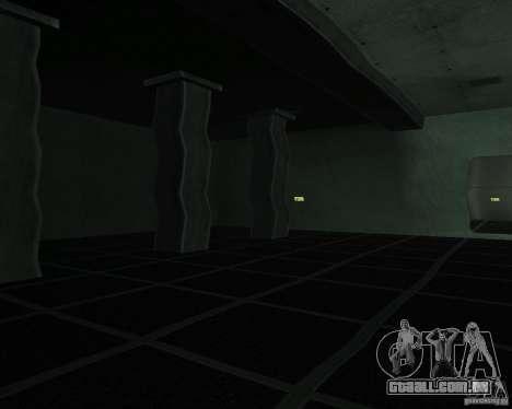 Base do dragão para GTA San Andreas sétima tela