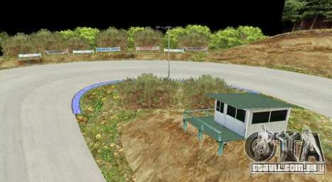 Ebisu West para GTA San Andreas terceira tela