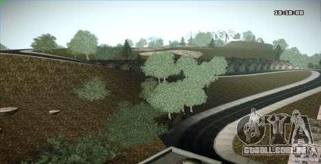 ENB Graphics Mod Samp Edition para GTA San Andreas quinto tela