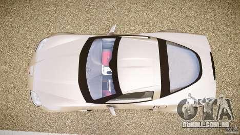 Chevrolet Corvette Z06 1.1 para GTA 4 vista direita
