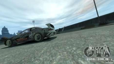 Toyota Soarer Tokage Crew para GTA 4 esquerda vista