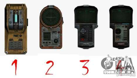 Detector de s. l. a. t. k. e. R # 3 para GTA San Andreas
