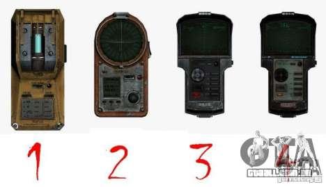 Detector de s. l. a. t. k. e. R # 2 para GTA San Andreas