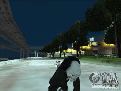 Saw para GTA San Andreas sexta tela