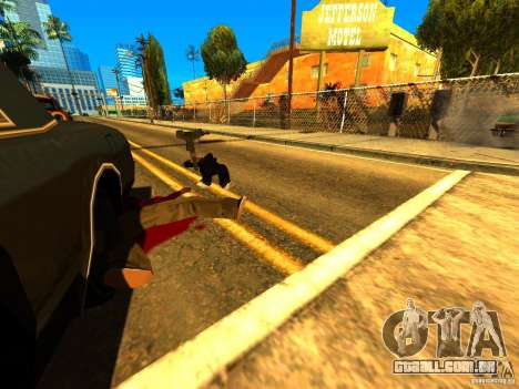 Real Kill para GTA San Andreas segunda tela