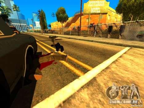 Real Kill para GTA San Andreas segunda tela