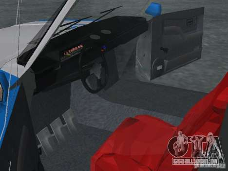 VAZ 2101 marinheiro para GTA San Andreas vista traseira