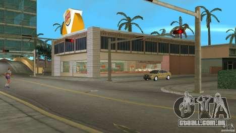 Burgerking-MOD para GTA Vice City segunda tela