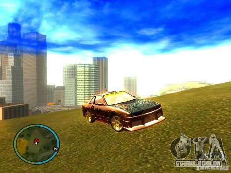 Nissan Silvia para GTA San Andreas