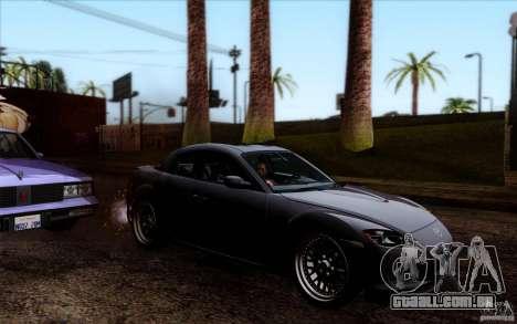 Sa Game HD para GTA San Andreas por diante tela