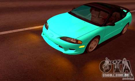 Eagle Talon TSi AWD 1998 para GTA San Andreas