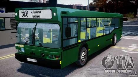 MAZ 103 para GTA 4