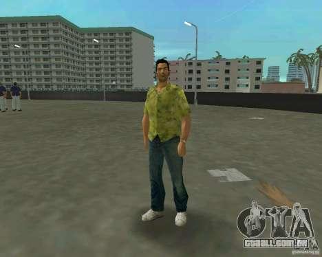 Tommy em HD + novo modelo para GTA Vice City terceira tela