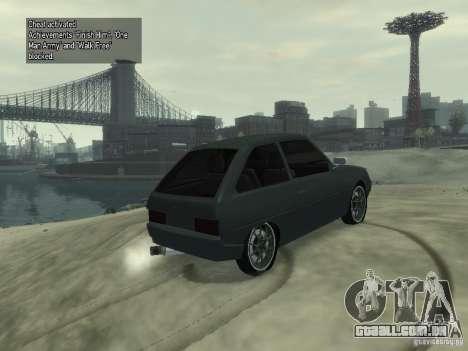 ZAZ Tavria 1102 para GTA 4 vista direita