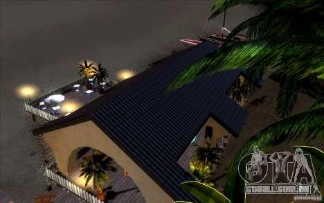 Clube de praia para GTA San Andreas sétima tela