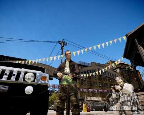 CoD Black Ops Hudson para GTA 4 segundo screenshot