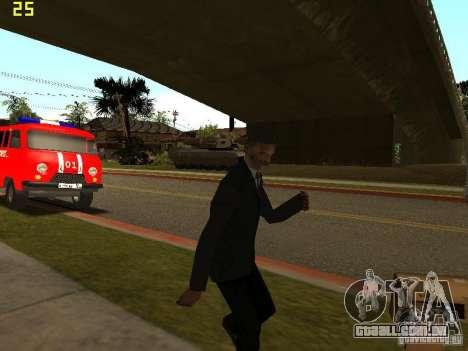 Drunk People Mod para GTA San Andreas segunda tela