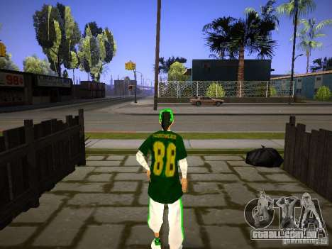 New Deniz para GTA San Andreas segunda tela